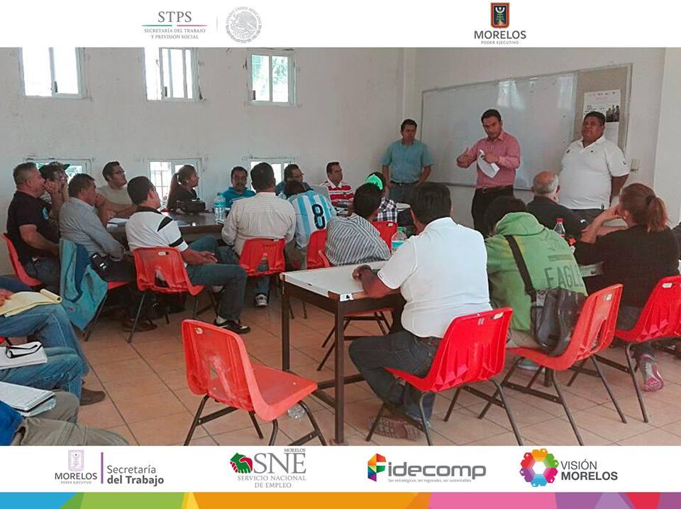 Sne Morelos Imparte Pl 225 Tica Informativa A Los