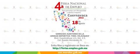 """<a href=""""/noticias/4deg-feria-nacional-de-empleo-cuernavaca-2016"""">4° Feria Nacional de Empleo Cuernavaca 2016</a>"""