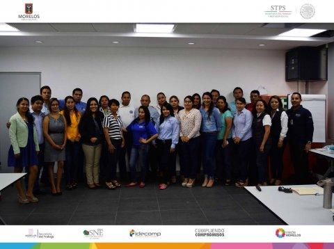 "<a href=""/3er-reunion-SIEE-Cuautla"">SNE Morelos llevó a cabo la 3a Reunión del Sistema Estatal de Empleo</a>"