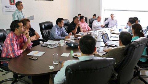 SNE Morelos presente en 5ta. sesión del Fidecomp.