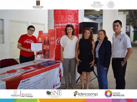 "<a href=""/empresas-asistentes-feria-zacatepec"">Agradecimiento a empresas presentes en 1° Feria de Empleo Zacatepec</a>"