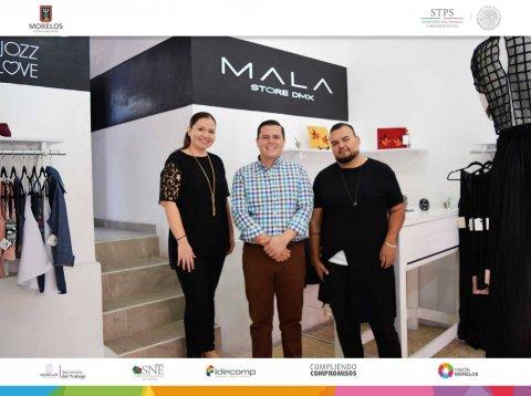SNE Morelos visita a 3 Proyectos productivos en Cuernavaca y Jiutepec