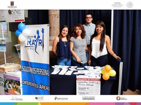 "<a href=""/empresas-presentes-en-5ta-feria-cuautla-2017"">48 empresas presentes en la 5a Feria Nacional de Empleo Cuautla 2017</a>"