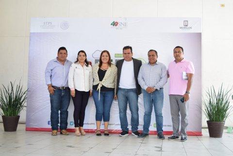 Se llevó a cabo la 2° Feria de Empleo Yautepec 2018