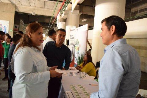 Se llevó a cabo la 2° Feria de Empleo Zacatepec 2018
