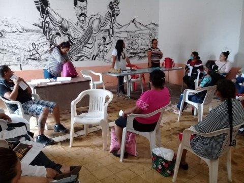 """<a href=""""/integracion-comite-contraloria-social-coatetelcoycoatlan"""">Se imparte platica e integración de comité de Contraloría Social en municipios Zona Sur</a>"""