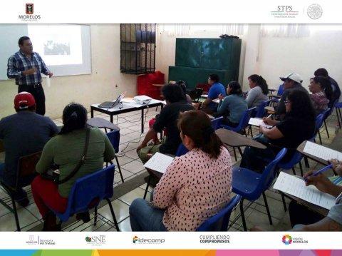 """<a href=""""/platica-fa-atlatlahucan-marzo"""">SNE Morelos llevó a cabo Plática informativa del Subprograma Fomento al Autoempleo</a>"""