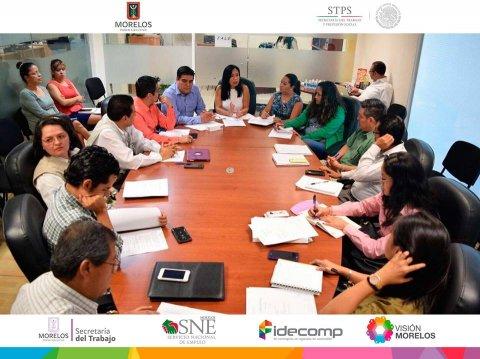 """<a href=""""/reunion-atencion-inmigrantes"""">SNE participa en reunión para la atención integral de migrantes 2017.</a>"""