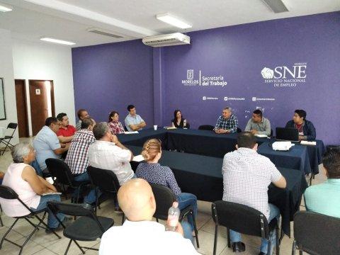 """<a href=""""/reunion-de-proveedores-fa-sne"""">Se lleva acabo reunión con proveedores del Subprograma Fomento al Autoempleo, en SNE Morelos</a>"""