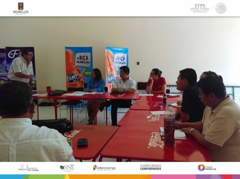 """<a href=""""/4a-reunion-SIEE-jojutla"""">SNE Morelos lleva a cabo la 4a Reunión del Sistema Estatal de Empleo</a>"""