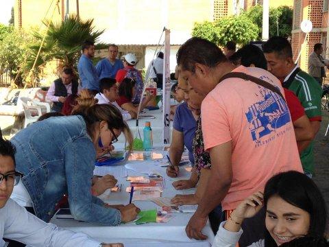 """<a href=""""/sne-en-feria-servicios-tetelcingo"""">Servicio Nacional de Empleo Morelos presente en la Feria de Servicios, en Tetelcingo.</a>"""