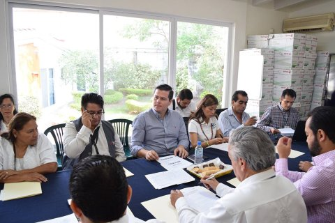"""<a href=""""/comite-tecnico-estatal-abril"""">SNE Morelos, presente en Subcomité Técnico Estatal de Empleo</a>"""