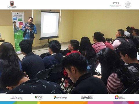 """<a href=""""/taller-de-buscadores-empleo-cuautla-abril-2017"""">Se imparte Taller de Buscadores de Empleo en Cuautla Morelos.</a>"""