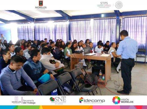 """<a href=""""/tba-vinculacion-tepoztlan"""">Taller para Buscadores de Empleo en Preparatoria de Tepoztlán.</a>"""