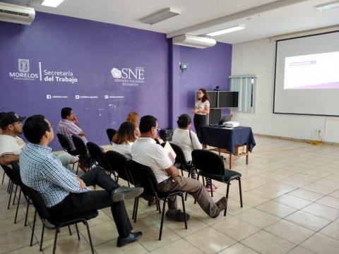 """<a href=""""/tbe-24-mayo-2019"""">Se realiza Taller para Buscadores de Empleo (TBE) en Cuernavaca y Cuautla</a>"""
