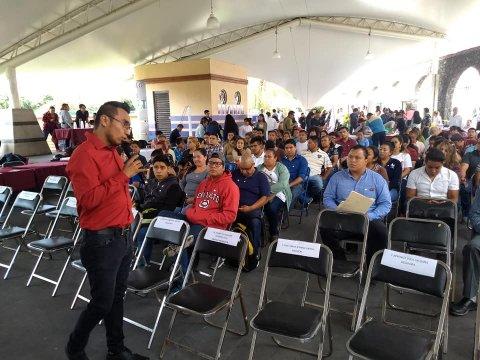 """<a href=""""/tbe-en-feria-empleo-yautepec-2019"""">Se impartió Taller para Buscadores de Empleo en la 1ra Feria de Empleo Yautepec2019</a>"""