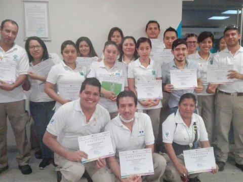 """<a href=""""/capacitacion-mixta-unilever"""">La Secretaría del Trabajo Morelos y el SNE Morelos entregan becas y constancias a 23 benefic...</a>"""