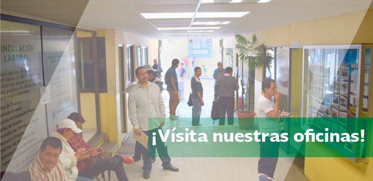 Oficinas del Servicio Nacional de Empleo Morelos