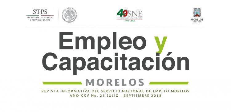 Revista Informativa Morelos Tercer trimestre 2018