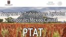 Sr Fulgencio. Programa de Trabajadores Agrícolas Temporales México- Canadá (PTAT)
